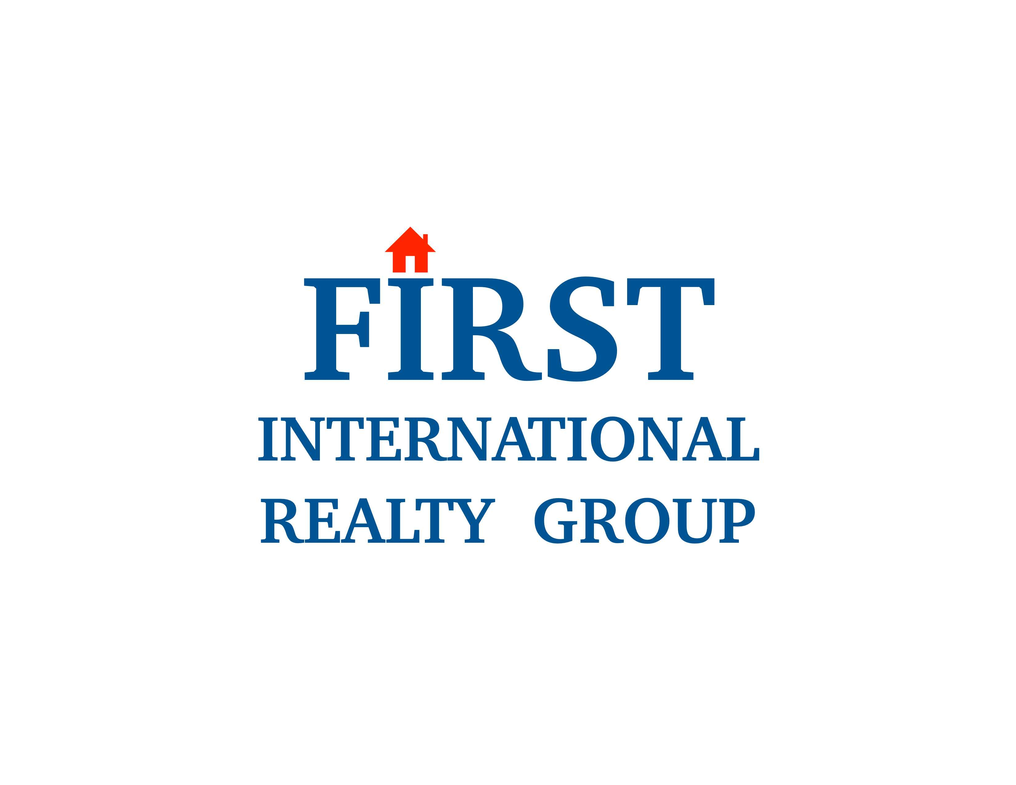 First International Realty Group Logo